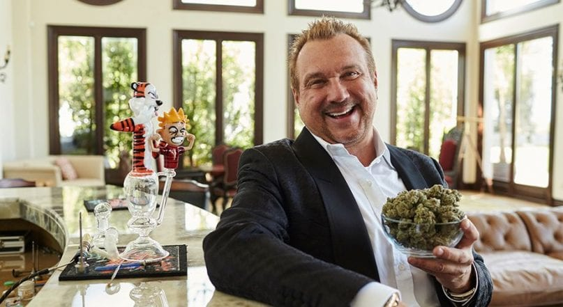 Big Mike Straumietis | Founder and CEO of Advanced Nutrients and BigMike's Blends