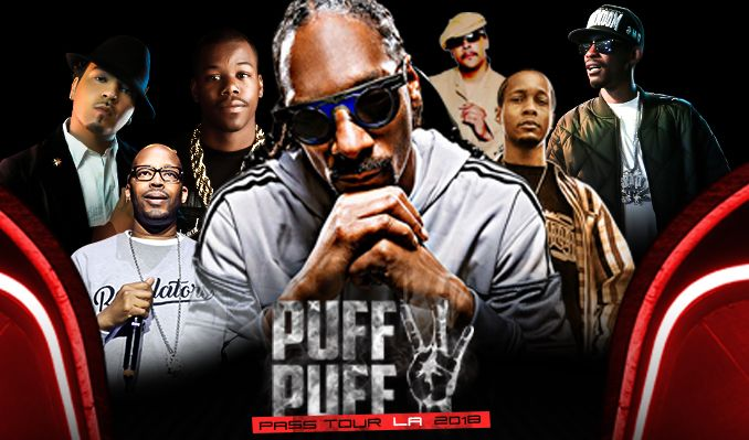 Snoop Dogg Coming To La On The Puff Puff Pass Tour La Cannabis News