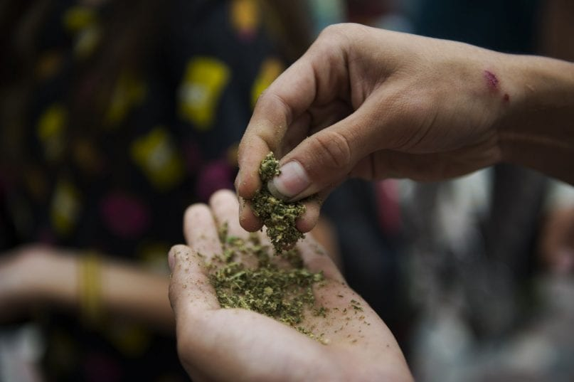 Dangerous Synthetic Cannabinoids Found in Liquid Claiming to